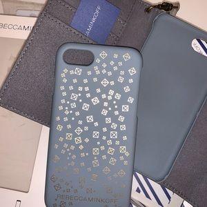 Rebecca Minkoff iphone 8 wallet case